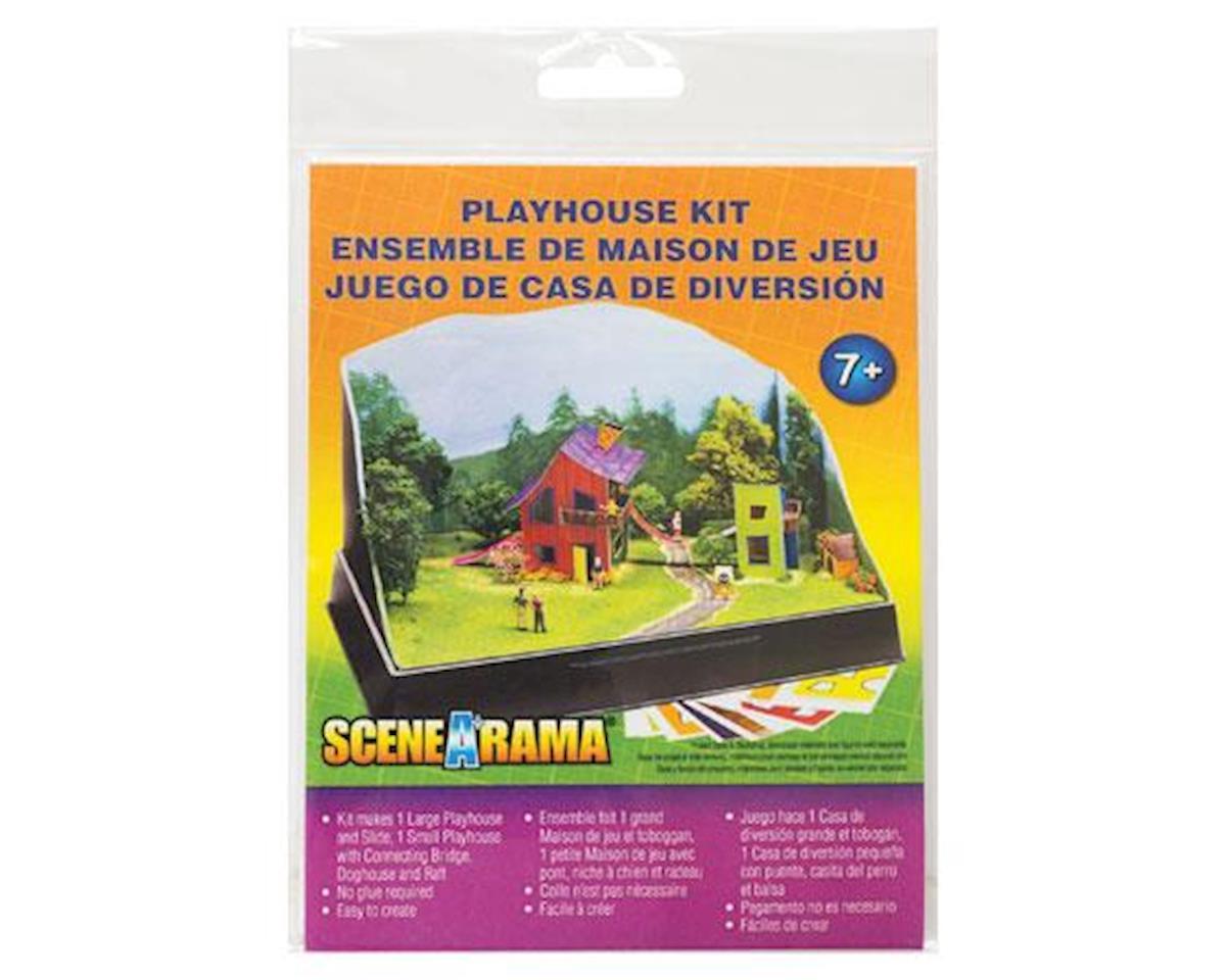 Scene-A-Rama Playhouse Kit by Woodland Scenics