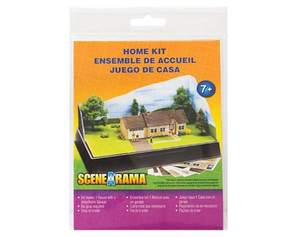 Woodland Scenics Scene-A-Rama Home Kit