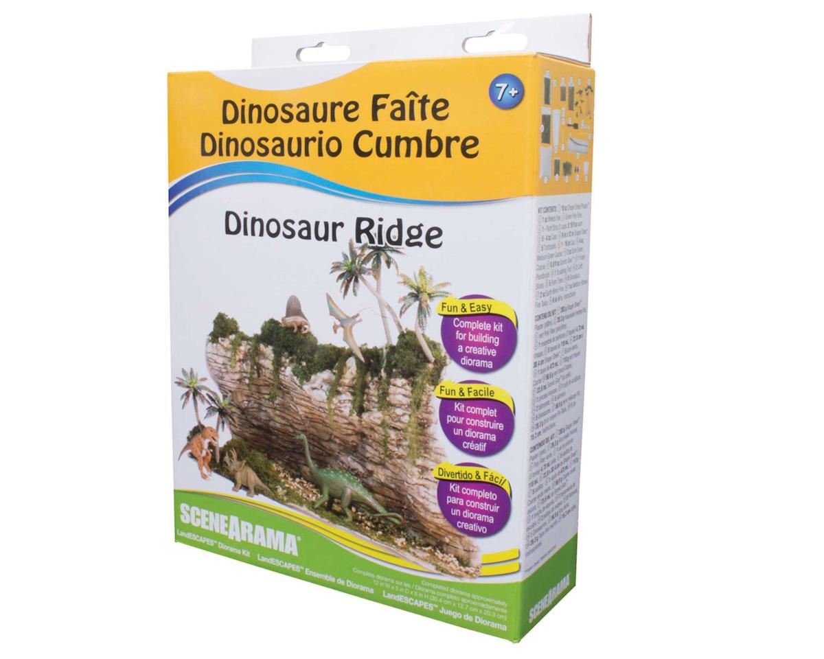 Woodland Scenics Scene-A-Rama LandESCAPES Dinosaur Ridge Kit
