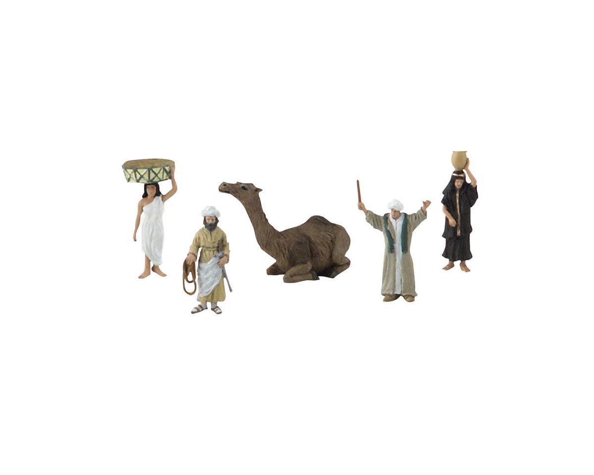 Woodland Scenics Scene-A-Rama Scene Setters Egyptian Culture Figure
