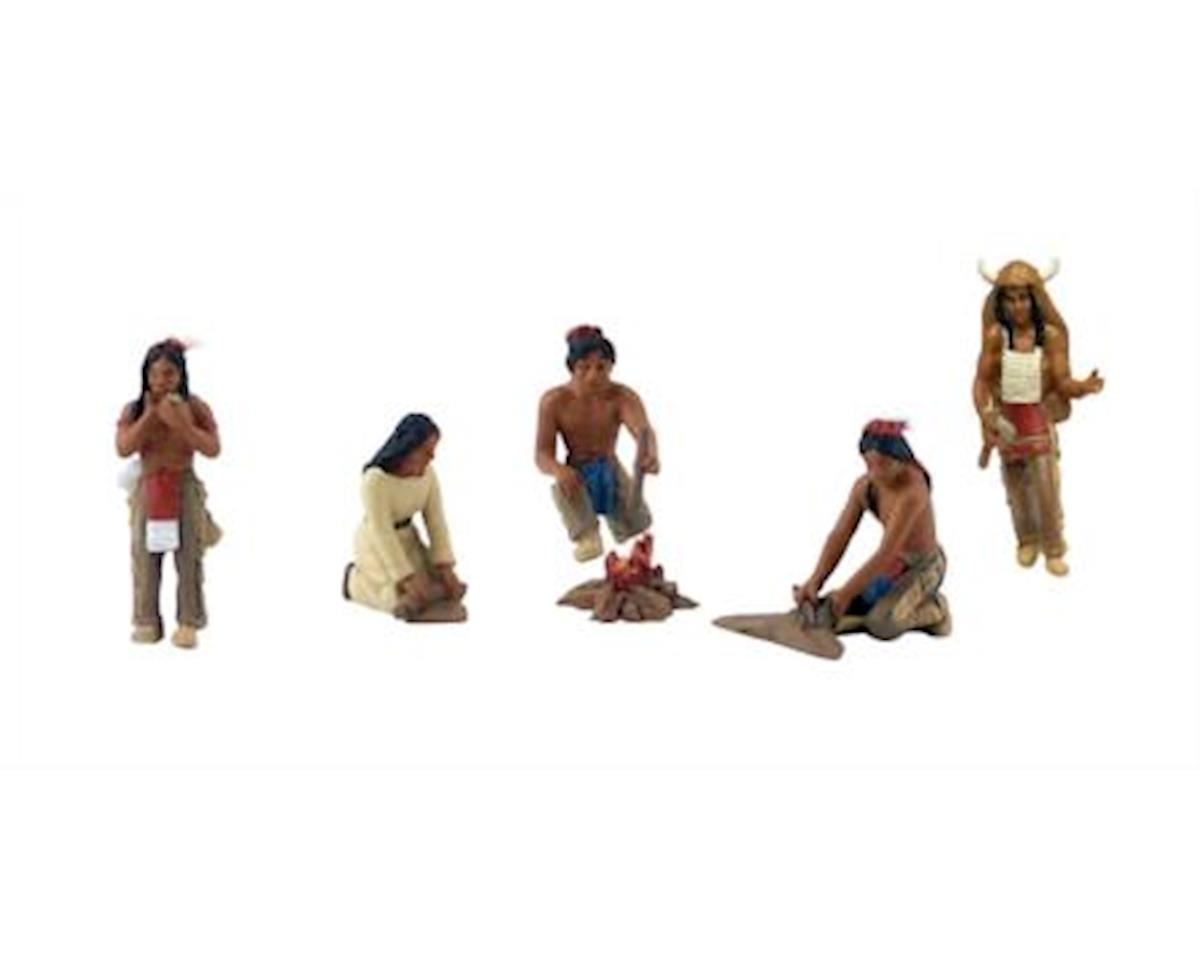 Scene-A-Rama Scene Setters Native Americans | relatedproducts