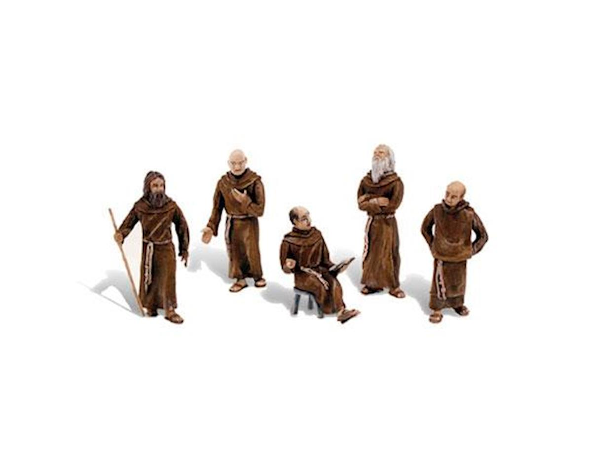 Scene-A-Rama Friars/Monks by Woodland Scenics