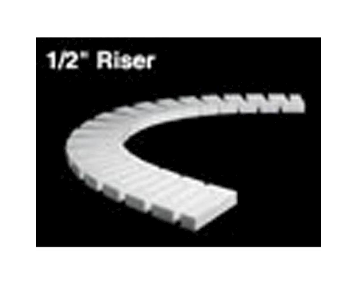 "Riser, 1/2"" (4) by Woodland Scenics"
