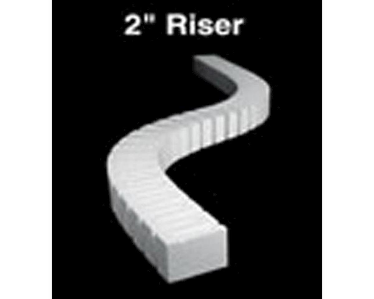 "Riser, 2"" (4) by Woodland Scenics"
