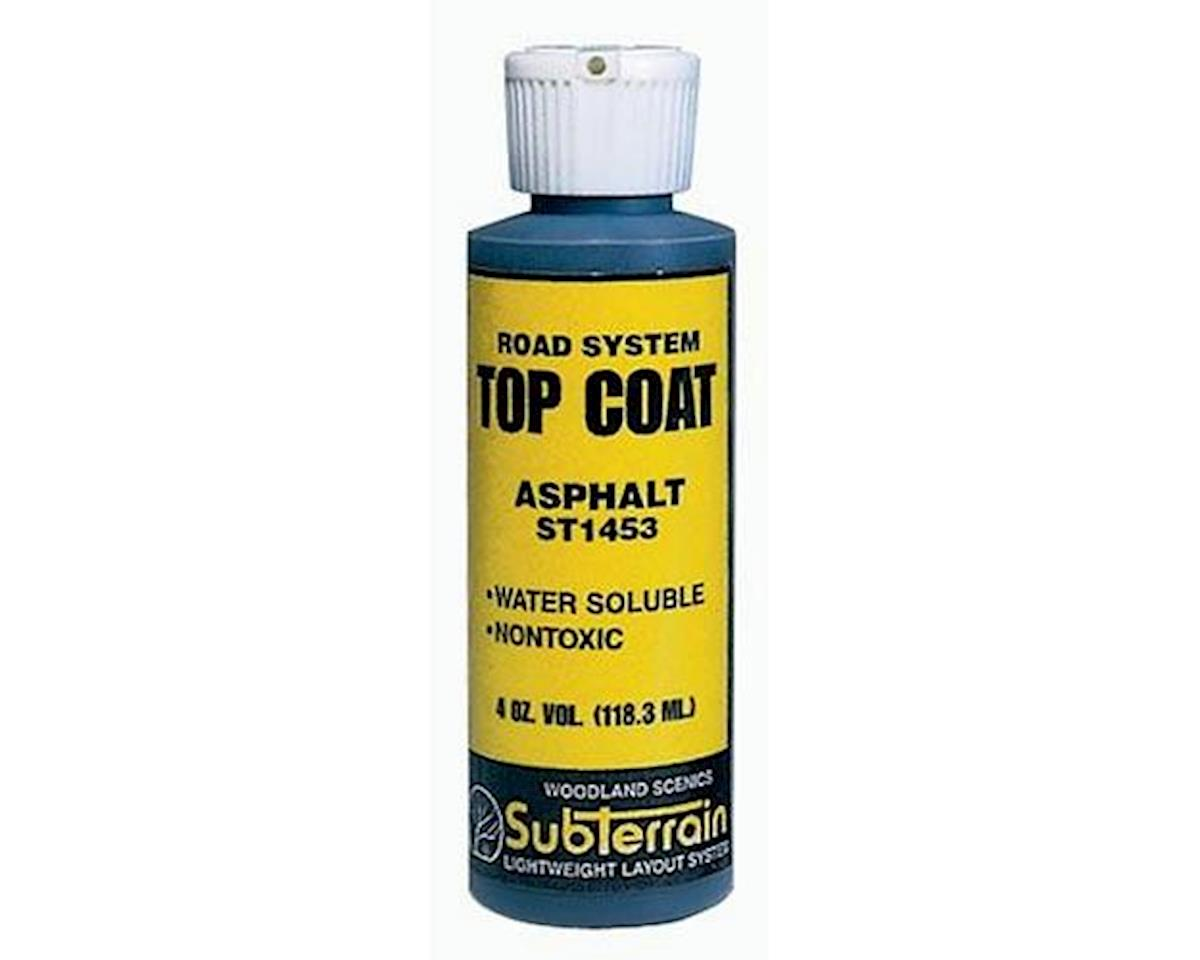 Woodland Scenics Asphalt Top Coat, 4oz