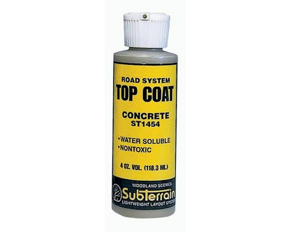 Woodland Scenics Concrete Top Coat, 4oz