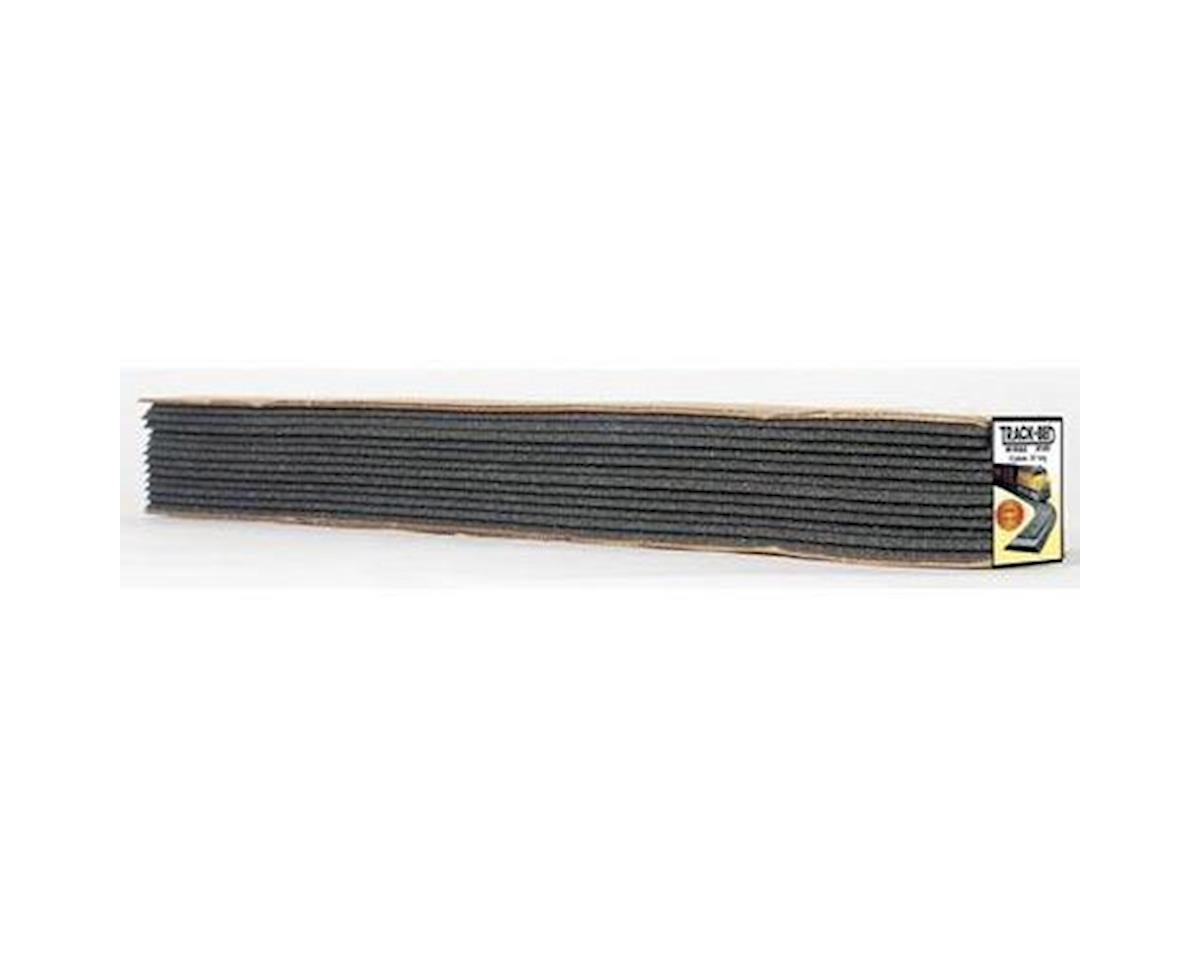 Woodland Scenics HO 2' Track-Bed Strips (12)