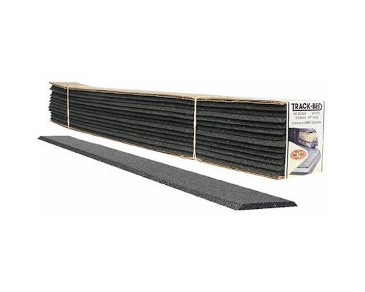 Woodland Scenics N 2' Track-Bed Strips (12)