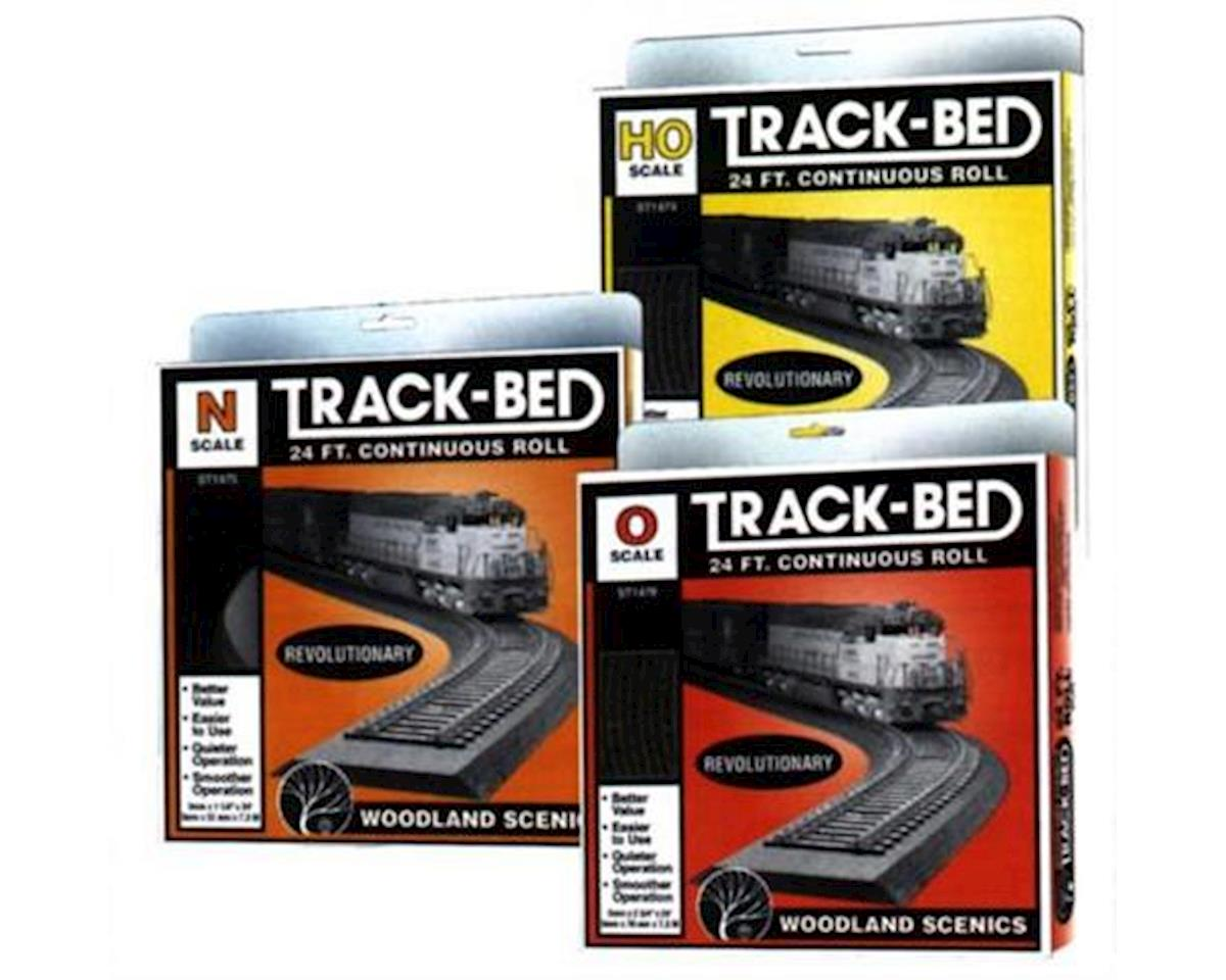 HO Track-Bed Roll, 24' by Woodland Scenics