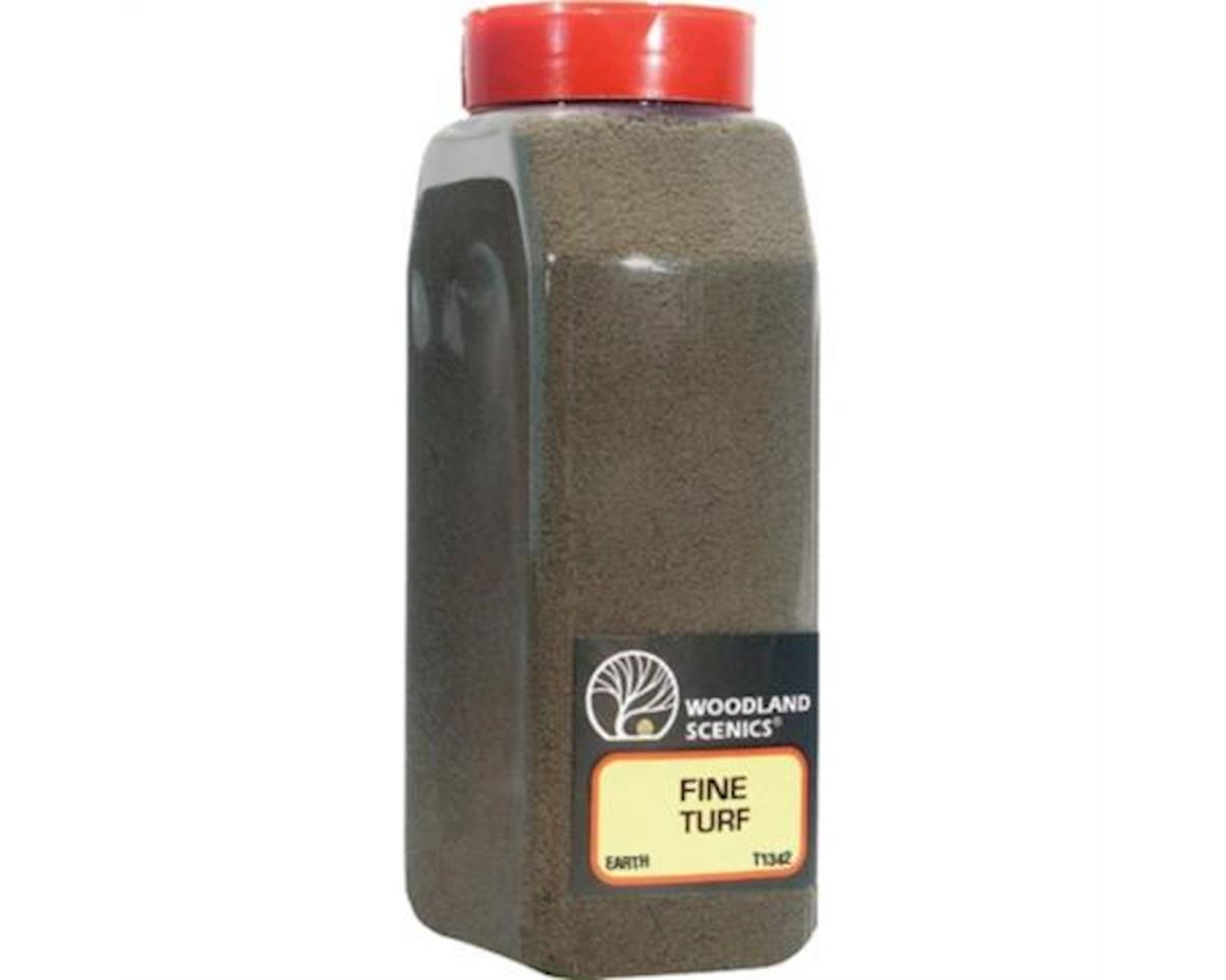 Fine Turf Shaker, Earth/50 cu. in. by Woodland Scenics
