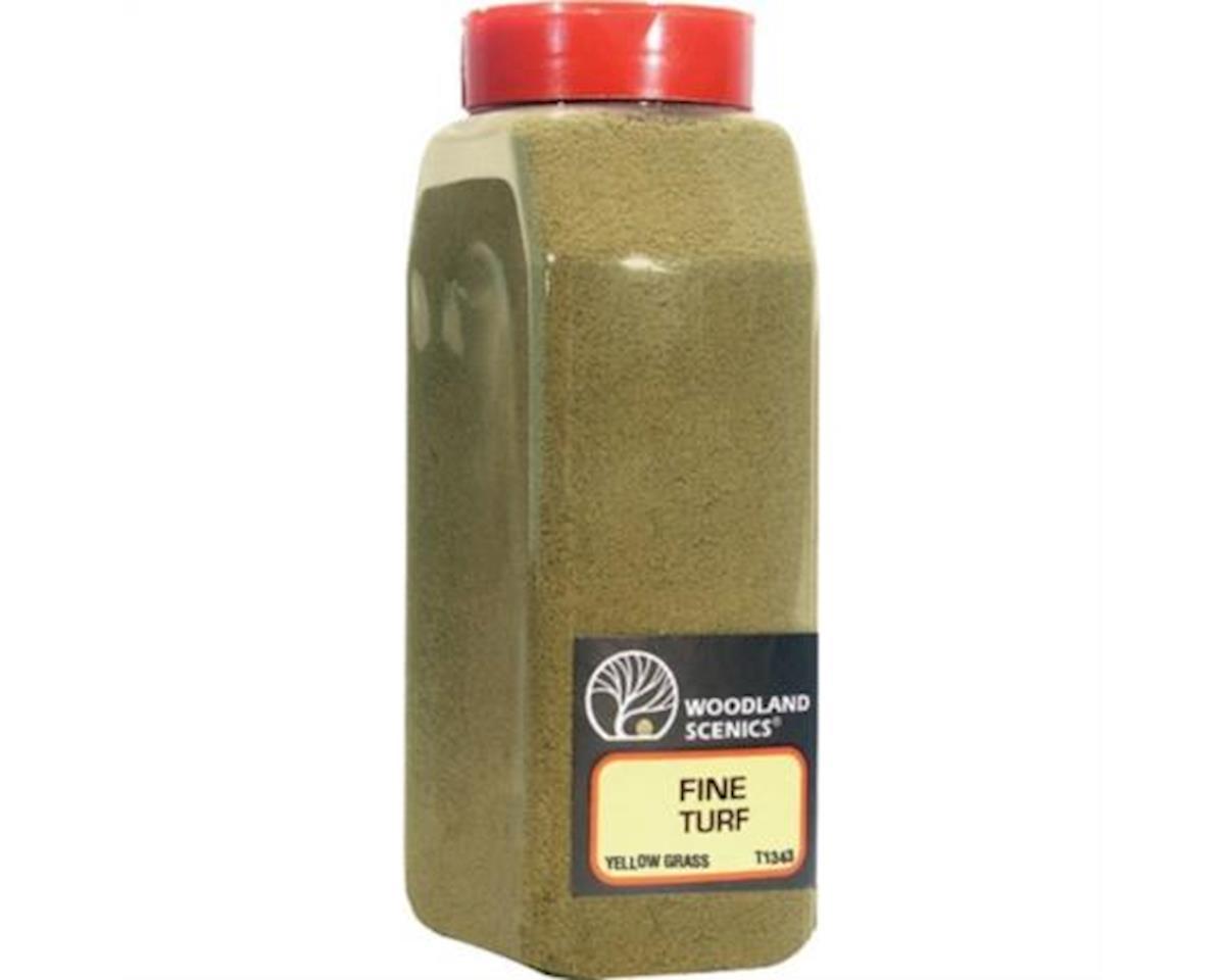 Fine Turf Shaker, Yellow Grass/50 cu. in. by Woodland Scenics