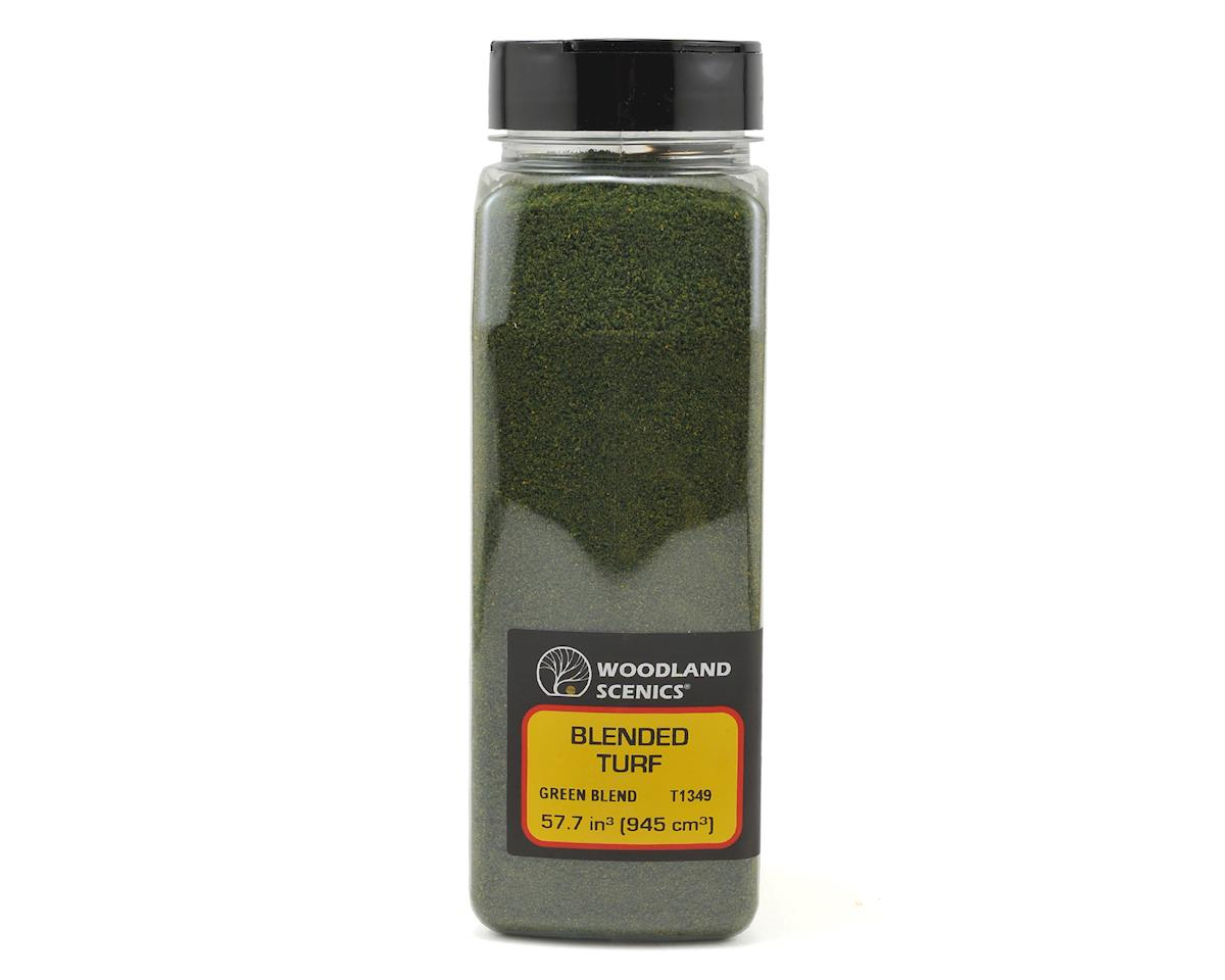 Fine Blended Turf Shaker (Green) by Woodland Scenics