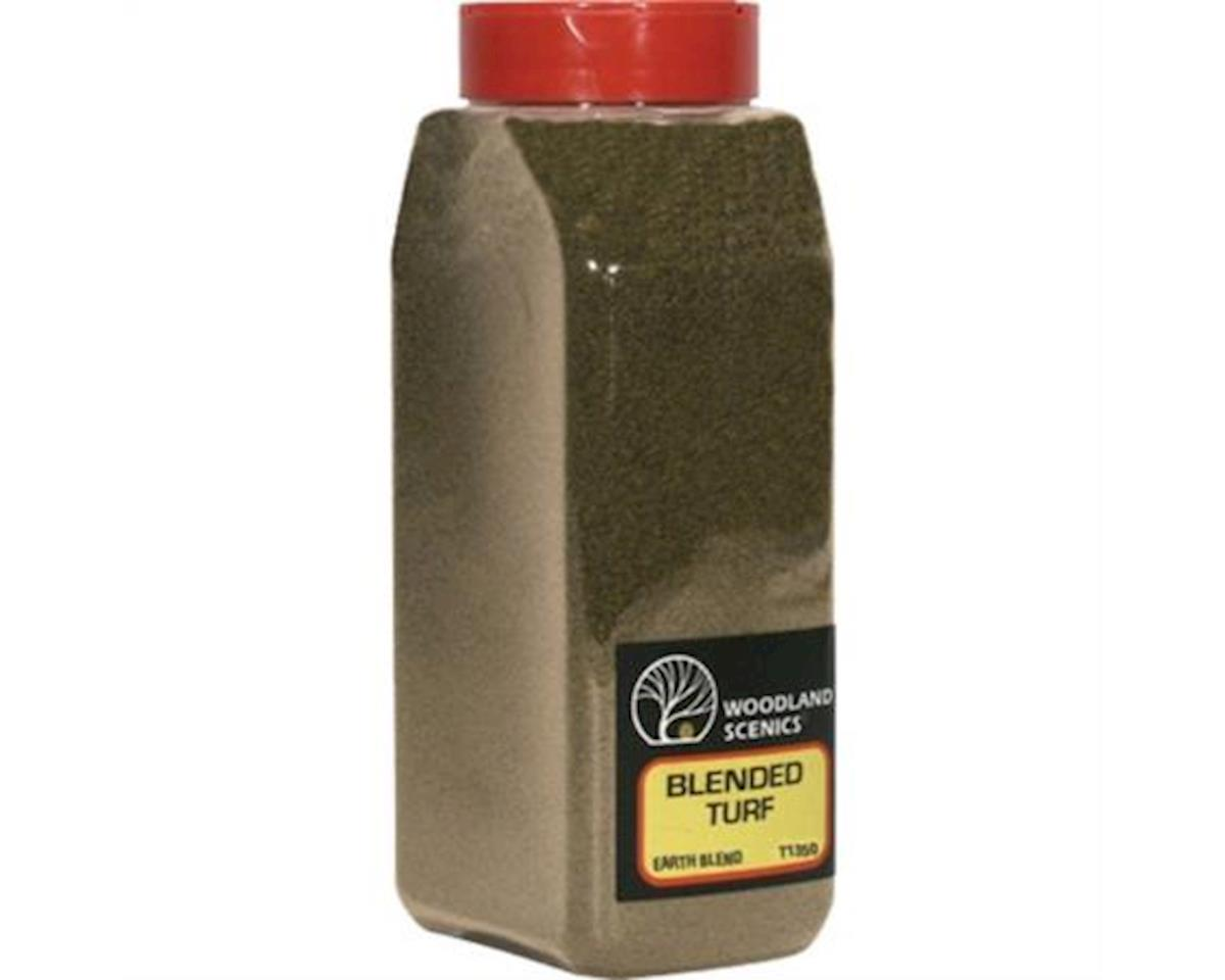 Woodland Scenics Blended Turf Shaker, Earth/50 cu. in.