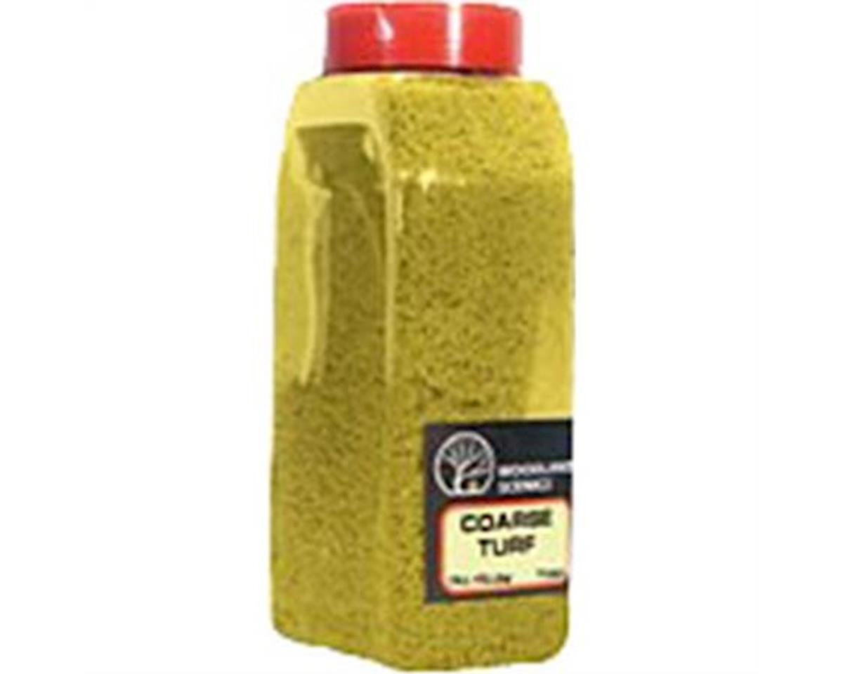 Woodland Scenics Coarse Turf Shaker, Fall Yellow/50 cu. in.
