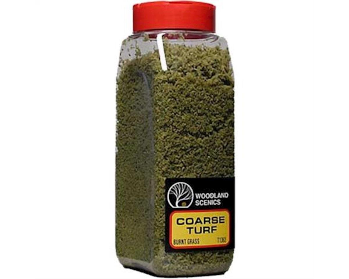 Woodland Scenics Coarse Turf Shaker, Burnt Grass/50 cu. in.