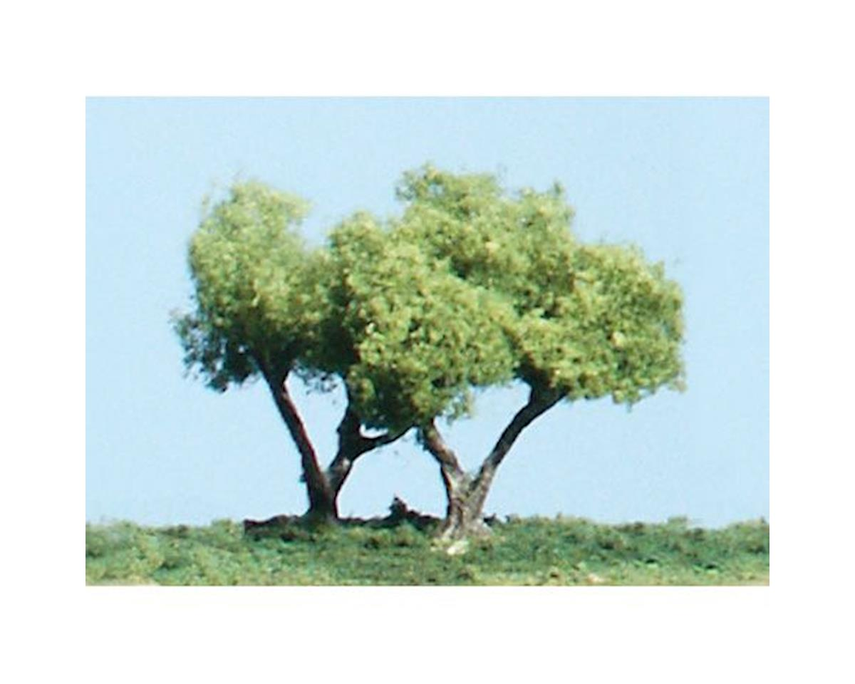 Woodland Scenics Forked Trunk Tree Kit, 2.25""