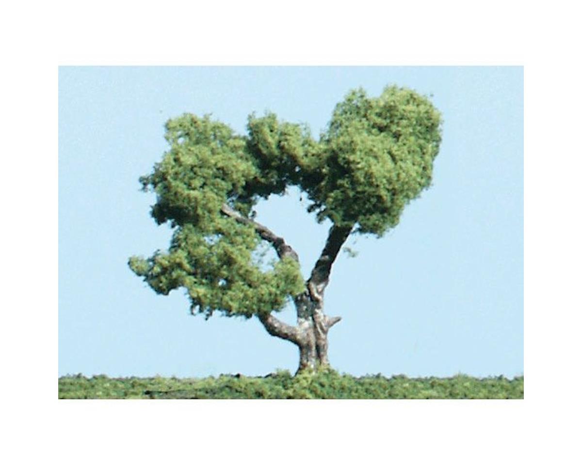 "Woodland Scenics Double Fork Tree Kit, 3.5"""