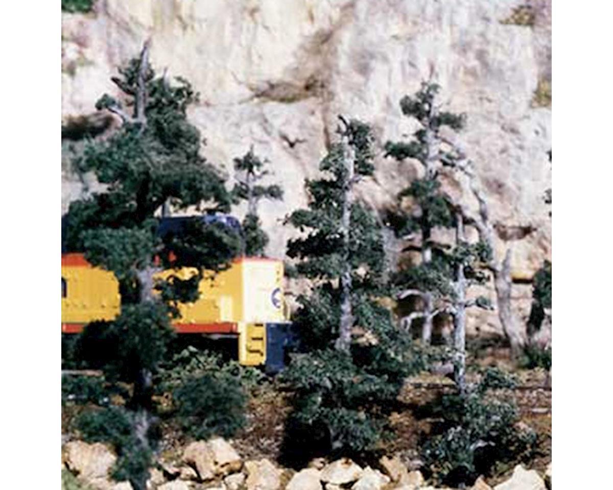 "Columnar Pine Kit, 4.5"" by Woodland Scenics"