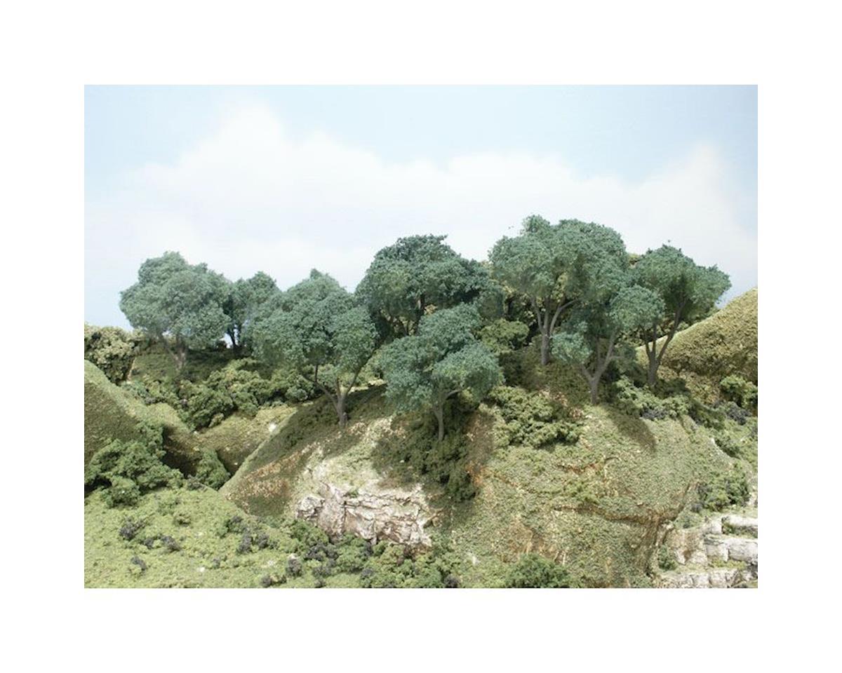 """Woodland Scenics Hardwood Forest Kit, 2-4"""""""