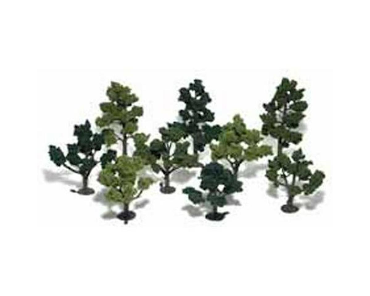 Woodland Scenics Deciduous Tree Kit, Medium (14)