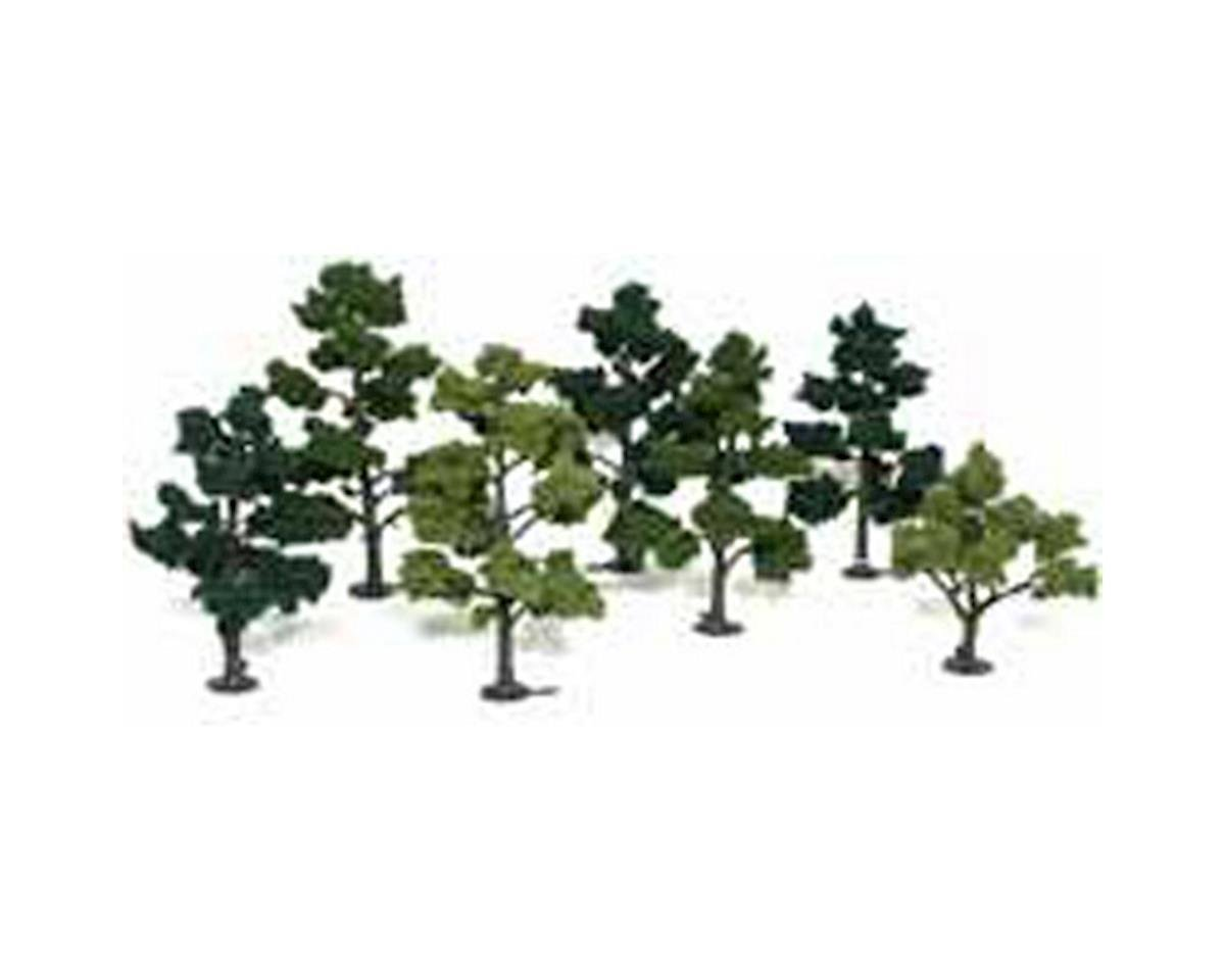 Woodland Scenics Deciduous Tree Kit, Large (7)