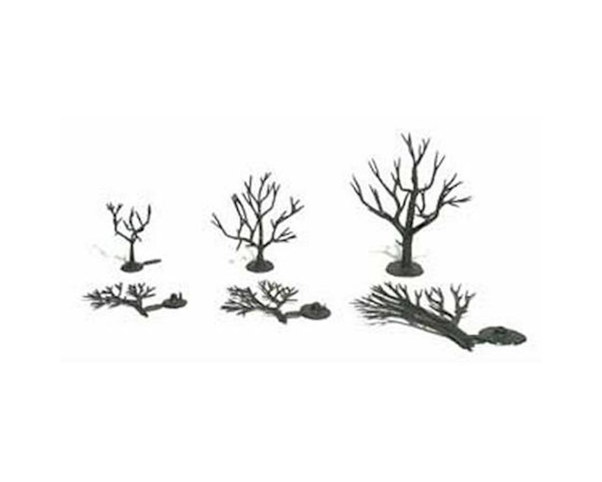 "Woodland Scenics Deciduous Tree Armatures, 2""-3"" (57)"