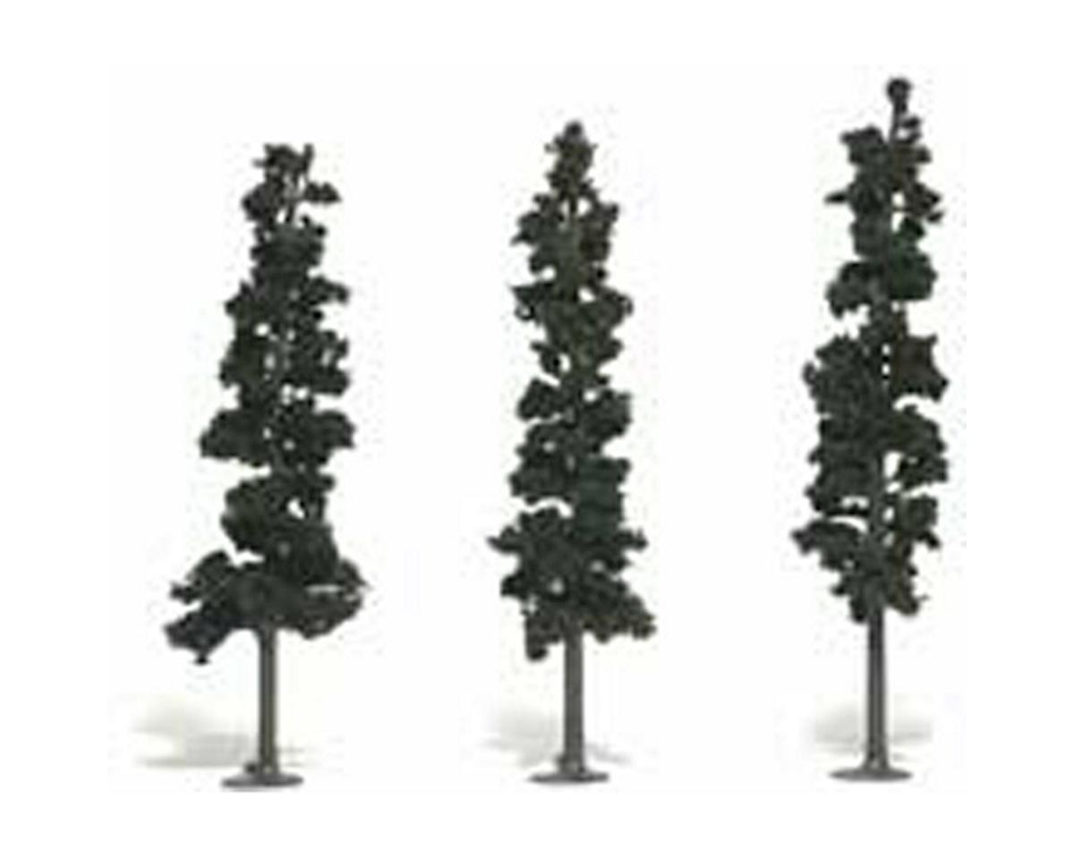 "Woodland Scenics Ready-Made Pine, 7-8"" (3)"