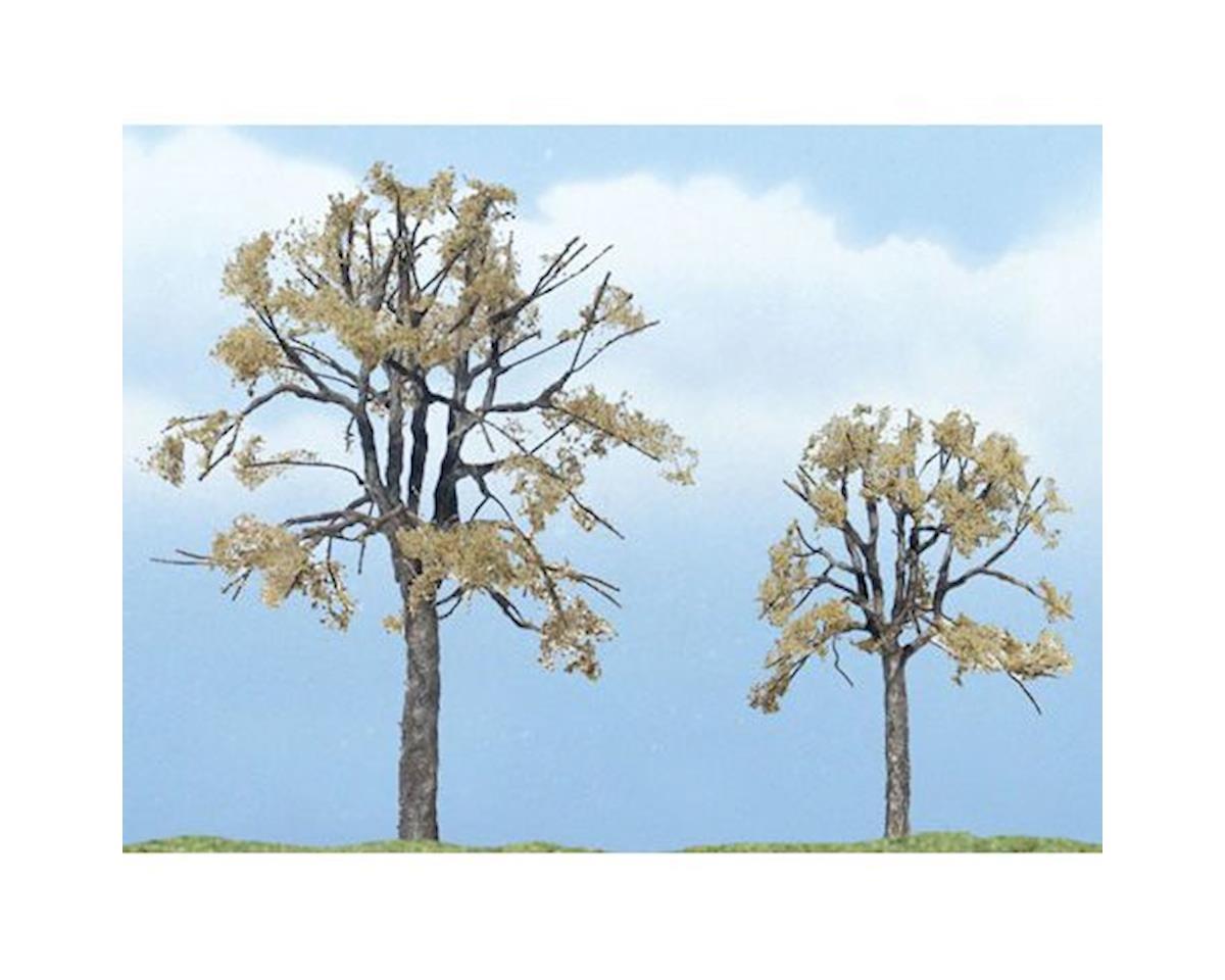 "Woodland Scenics Premium Dead Elm Tree, 3.25""/2.25"" (2)"