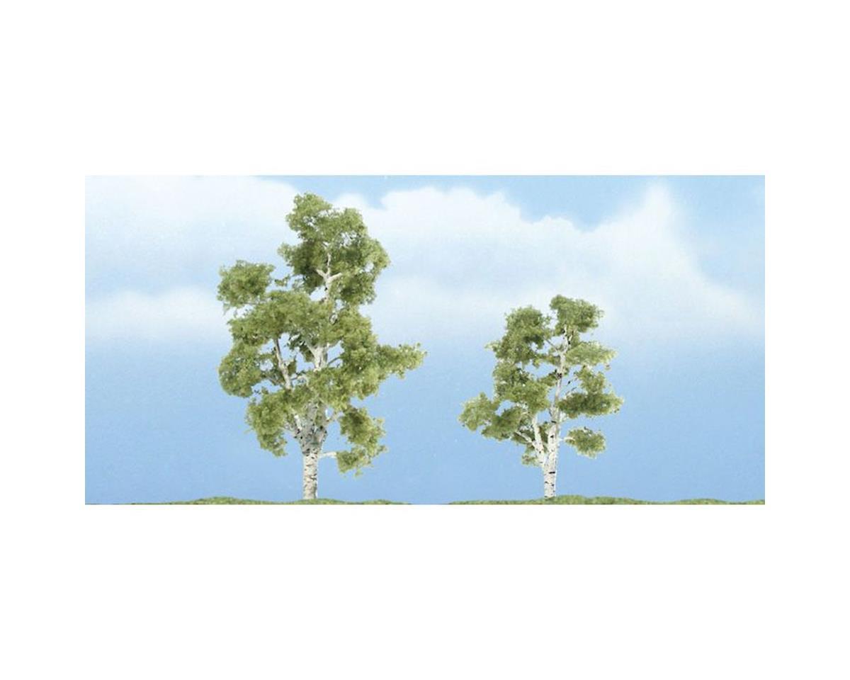 "Woodland Scenics Premium Sycamore Tree, 3""/2.25"" (2)"