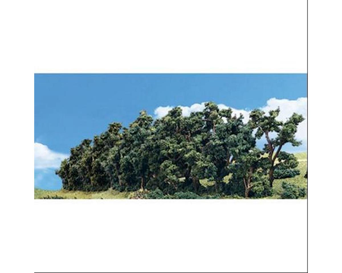 "Classics Tree, Hedge Row 1-4"" (1) by Woodland Scenics"