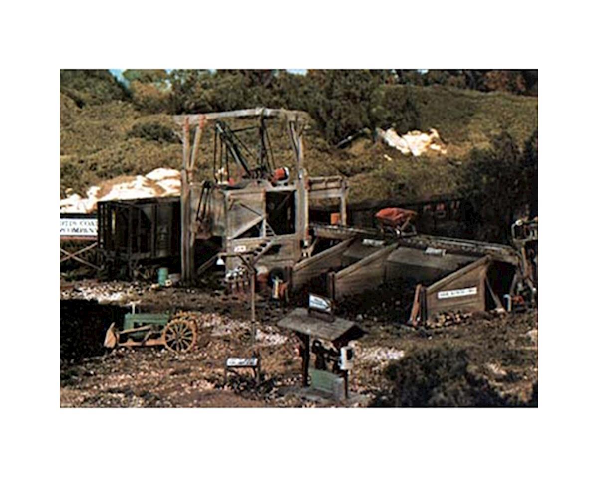 HO Otis Coal Company by Woodland Scenics