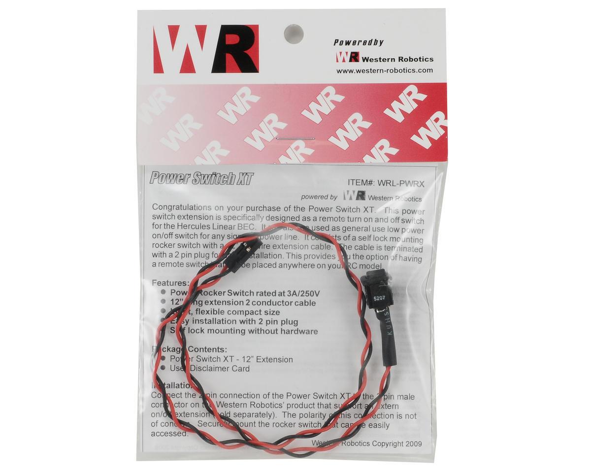 Western Robotics Power Switch XT [WRL-PWRX] | Cars & Trucks - AMain ...