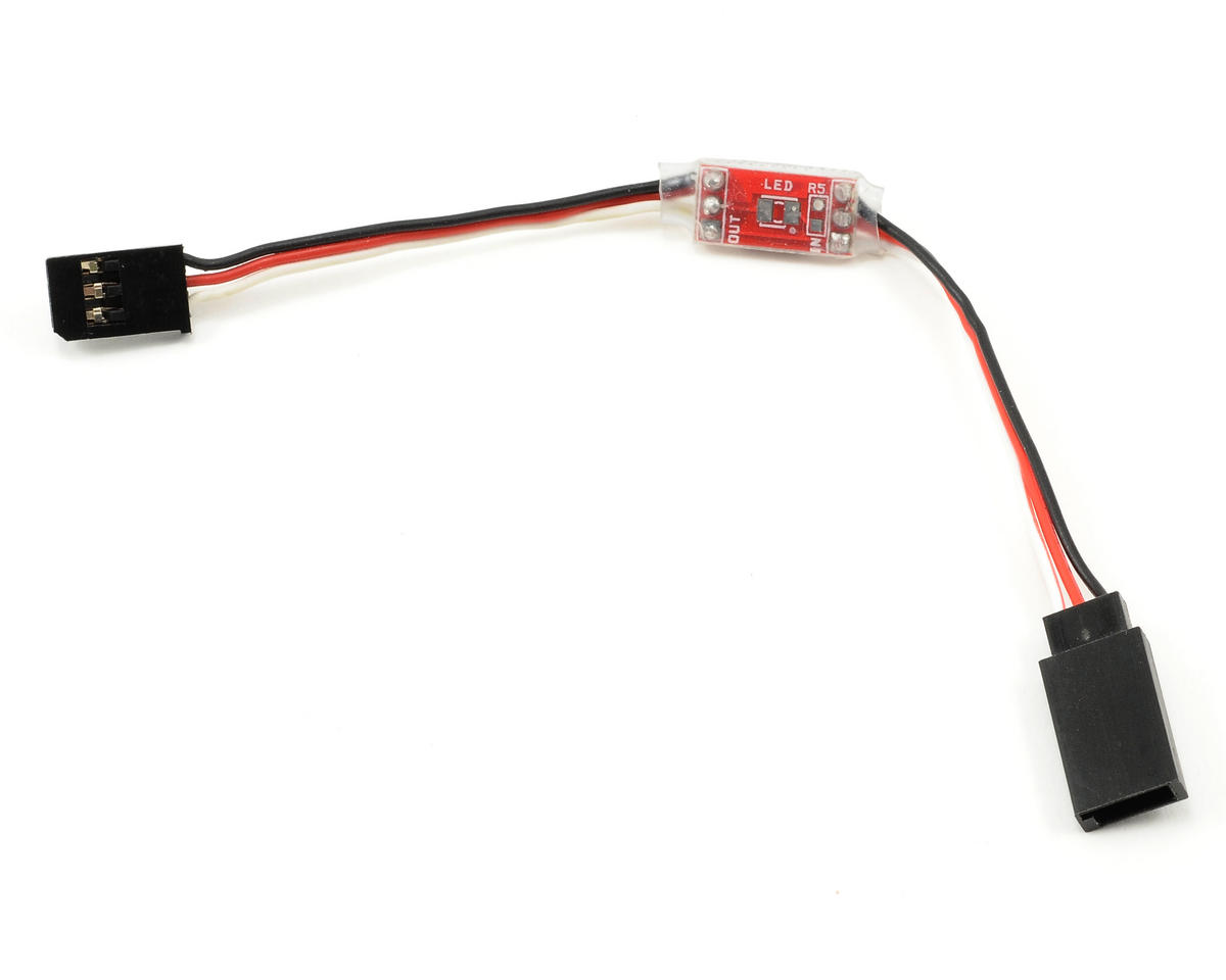 Western Robotics Tail Servo Step-Down Voltage Regulator (No LED) | relatedproducts