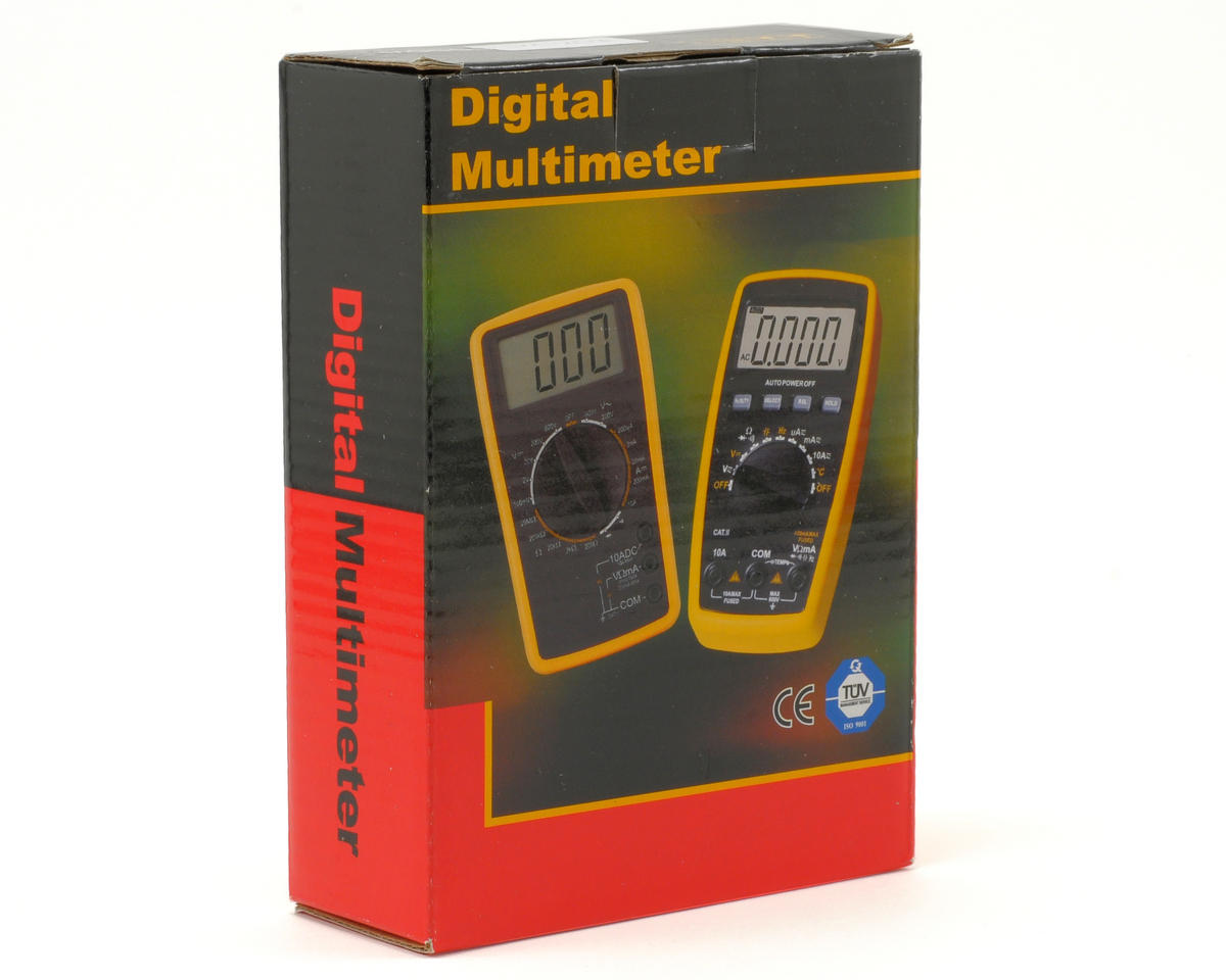 Western Robotics Victor Digital Multimeter