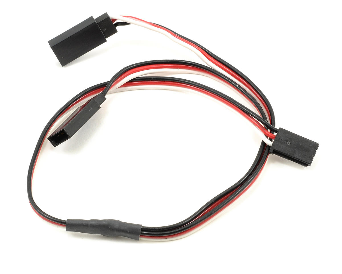 "Western Robotics 12"" Servo Y-Splitter Extension"