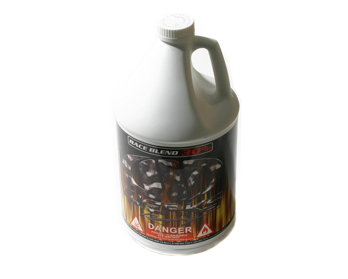 Werks Racing 30% Race Blend Nitro Fuel (Four Gallons)