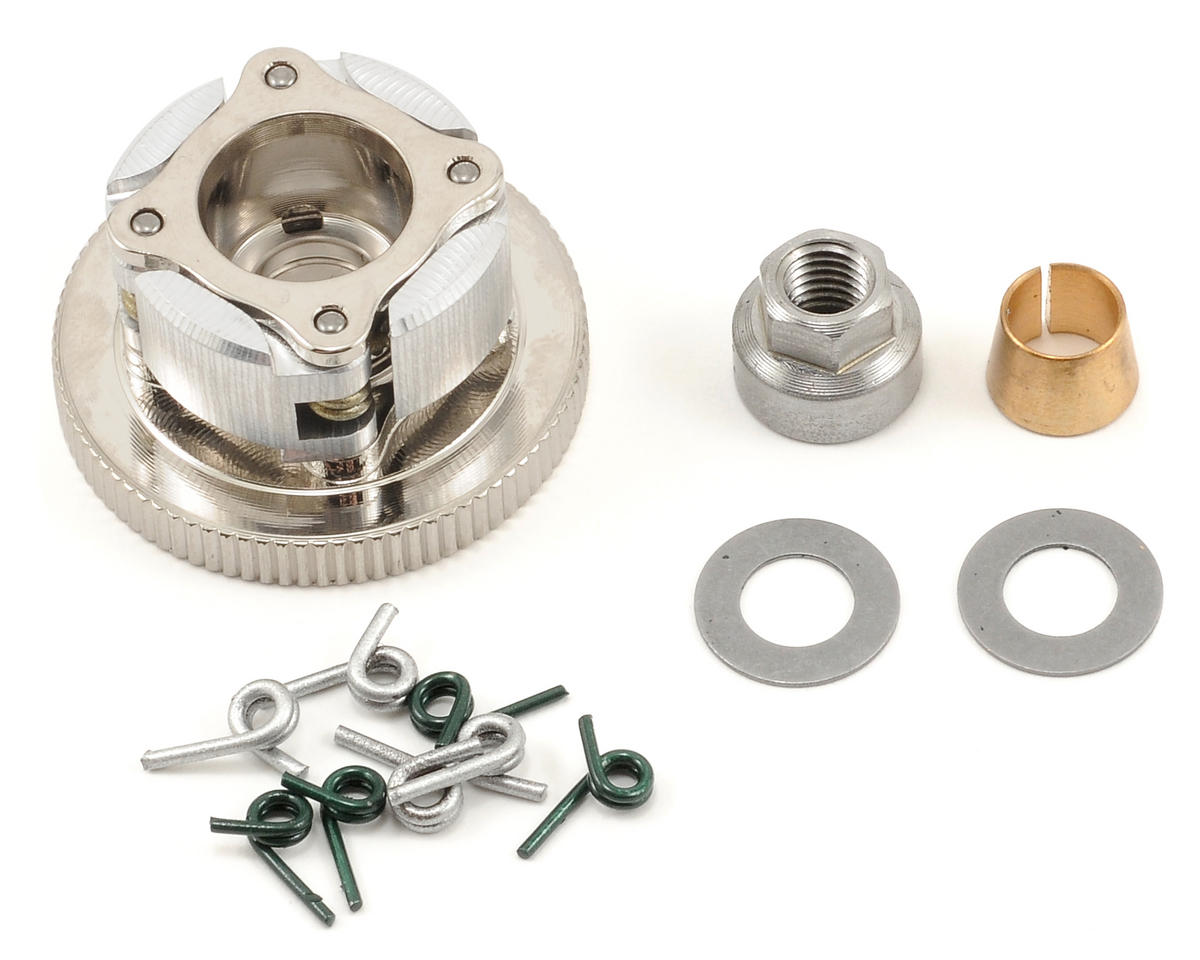 "Werks 34mm ""Light"" Pro Clutch 4 Shoe Racing System (Mugen MBX6R)"