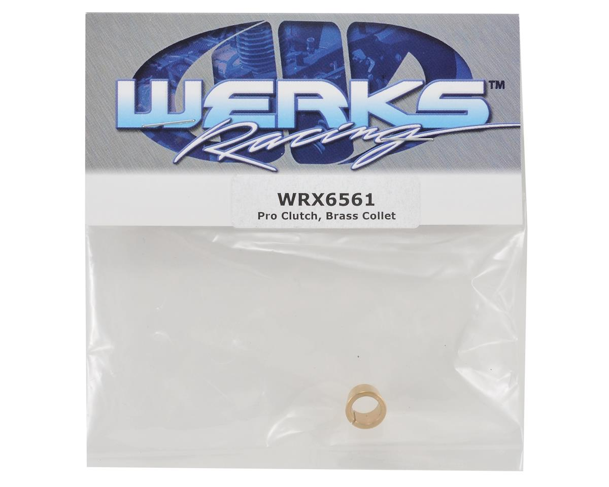 Werks Racing Pro Clutch Brass Collet