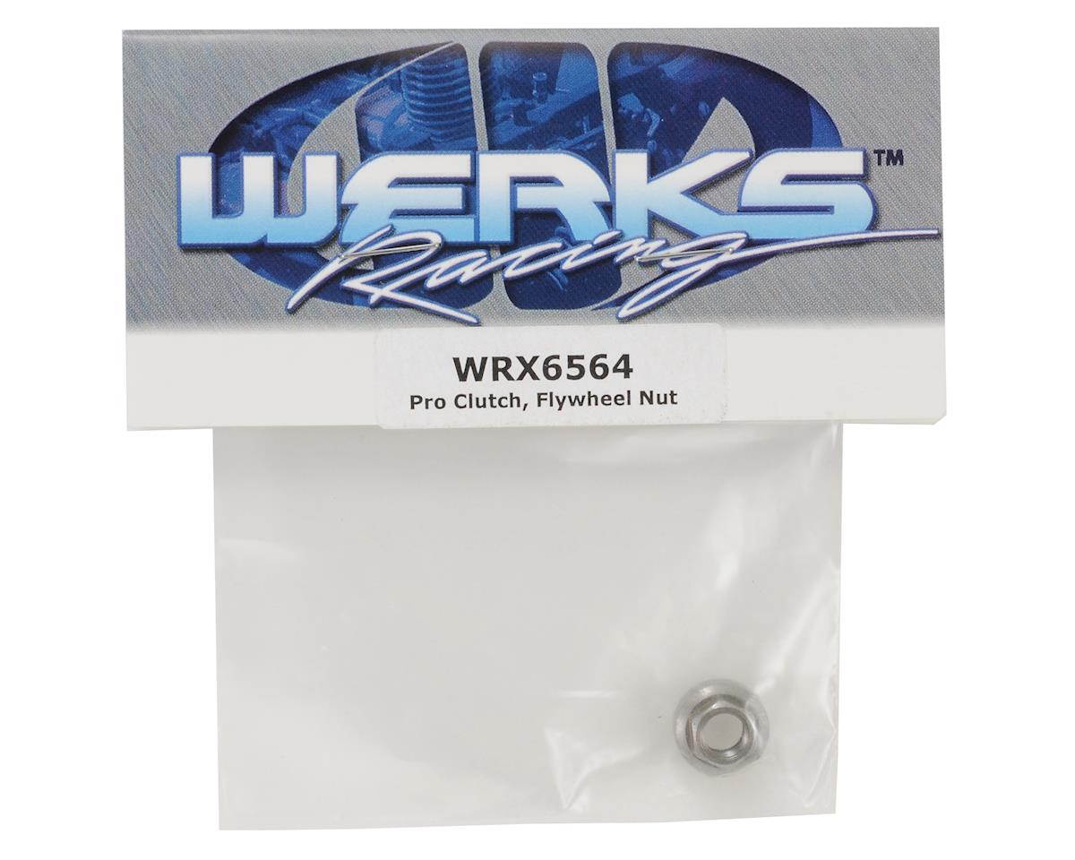 Werks Racing Pro Clutch Flywheel Nut