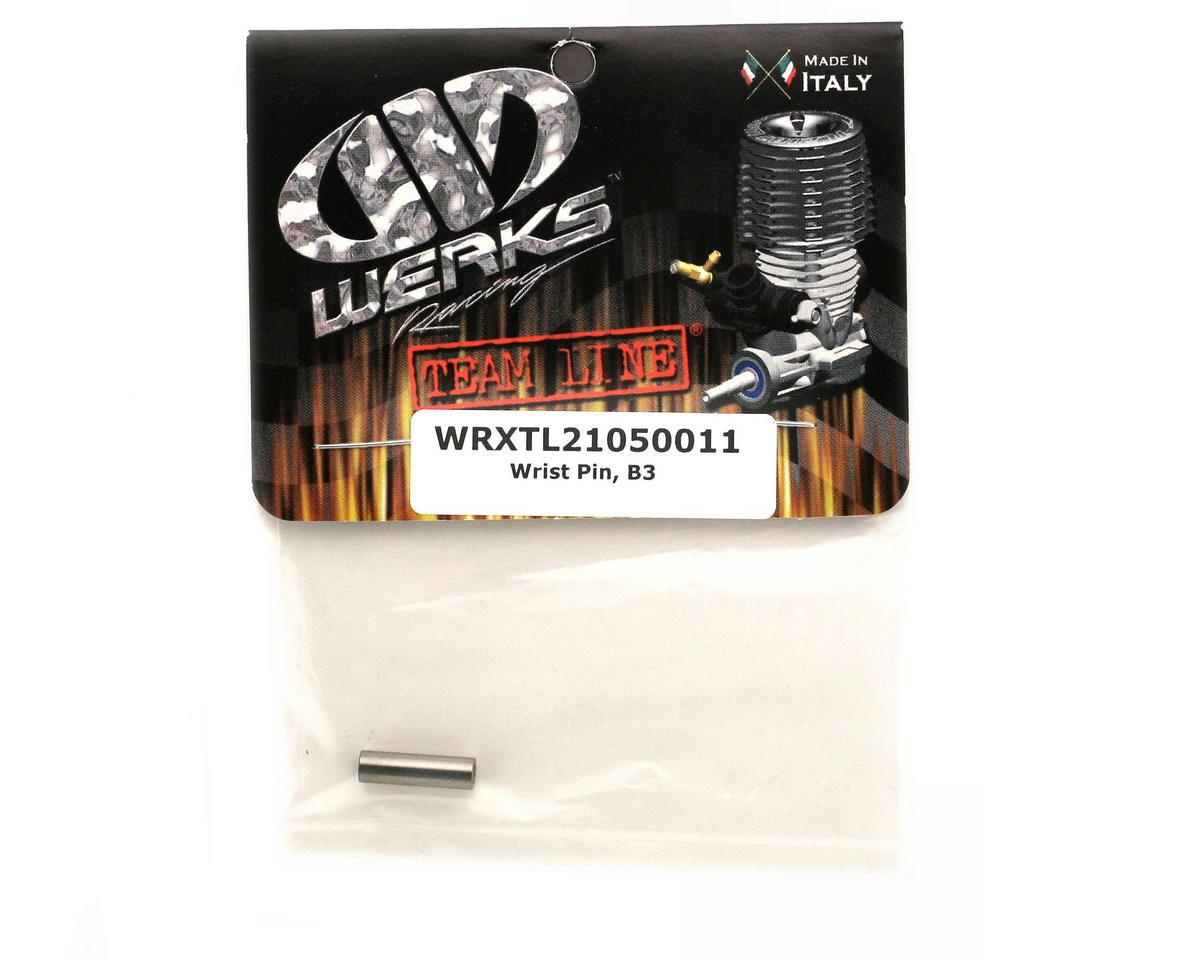 Werks Racing Wrist Pin, Standard (B3)