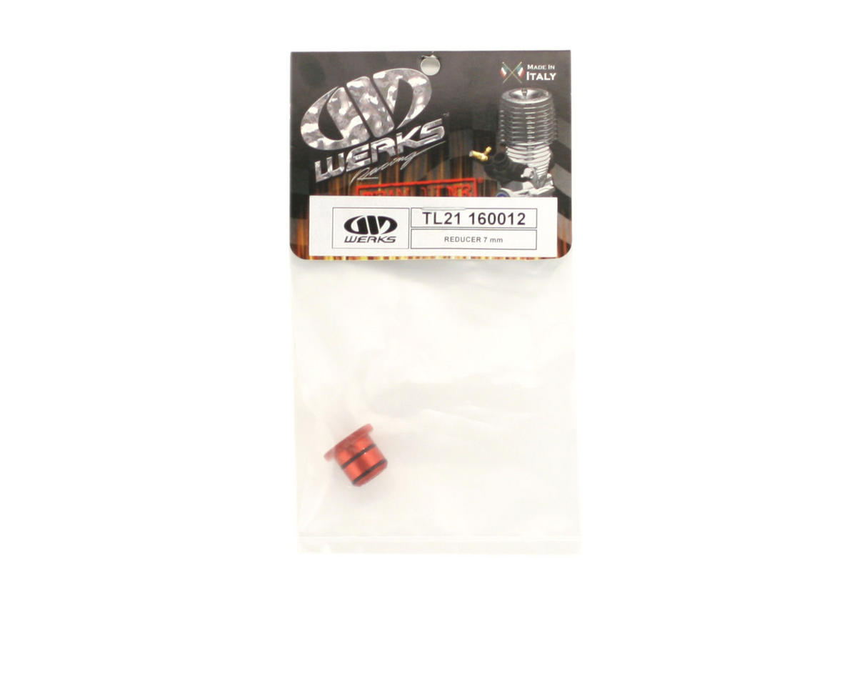 Werks Racing Carburetor Restrictor (7mm)