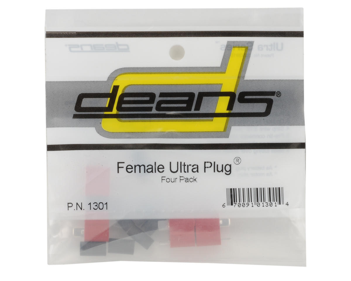 Deans Female Ultra Plug (4)