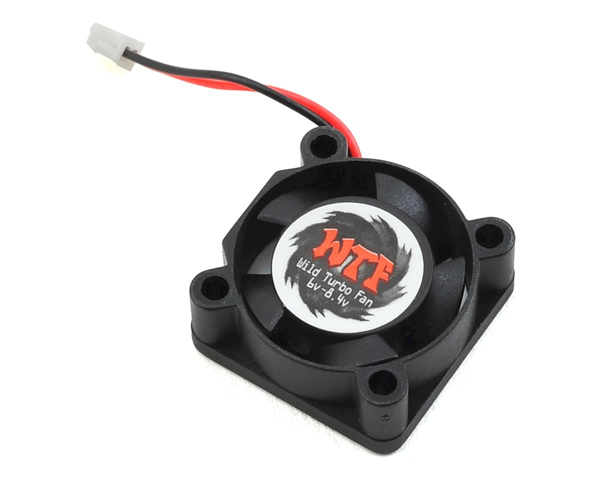 25mm Ultra High Speed HV Cooling Fan by Wild Turbo Fan