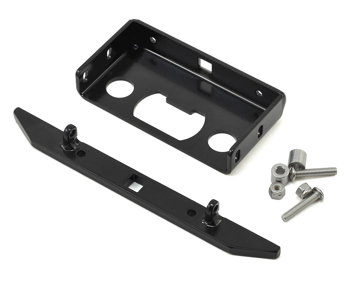 Wertymade Ascender 5 Inch Rear Bumper w/Shackle Mounts