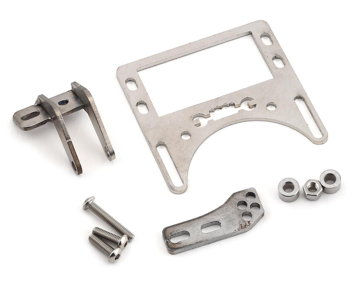 Wertymade Stainless Steel CMS Kit w/Panhard & Servo Mount V2