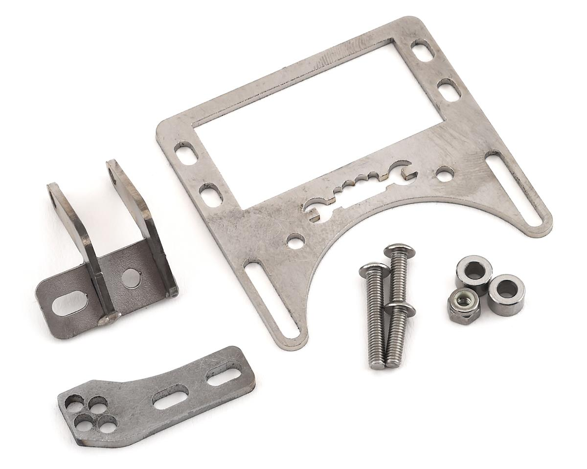 Wertymade Cross RC Demon SR4/SG4 Stainless Steel CMS Kit w/Panhard & Servo Mount
