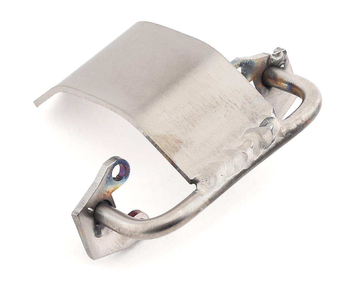 Wertymade Vanquish Currie F9 Rear Skid Plate