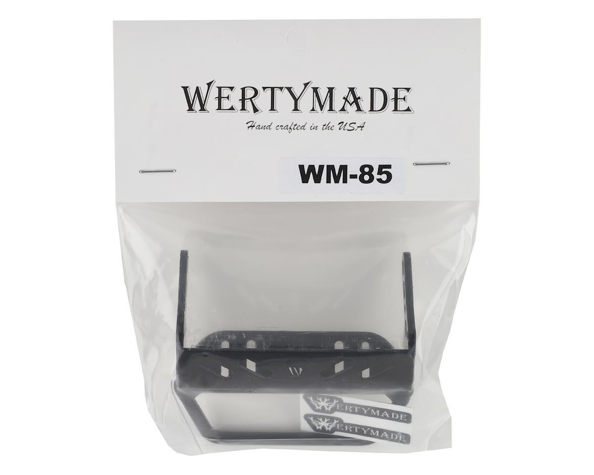 "Wertymade TRX-4 ""Chino Edition"" Stubby Bumper w/Winch Mount"