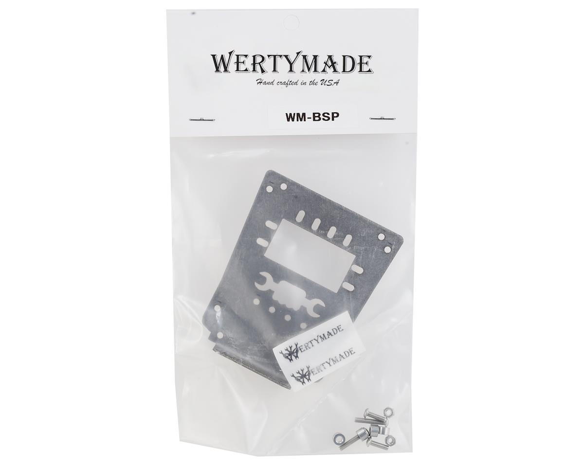 Wertymade Bomber Servo Winch Plate