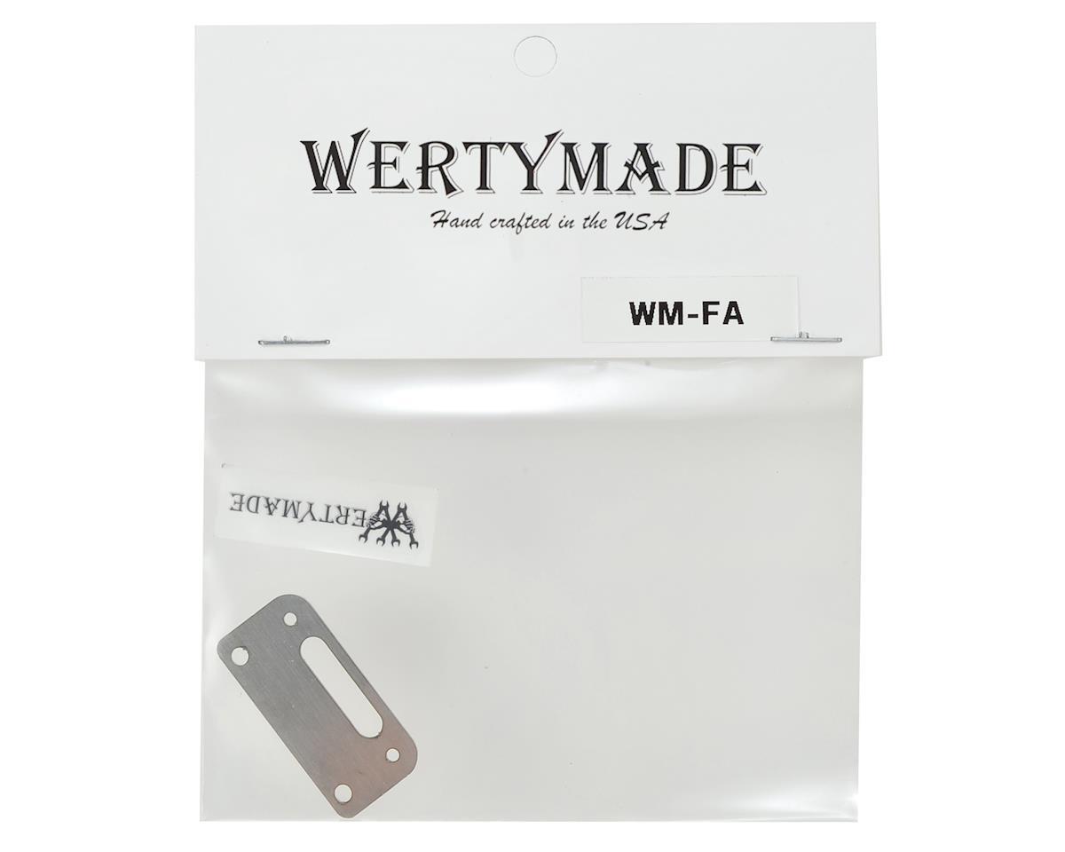 Wertymade Universal Bumper Fairlead Adapter